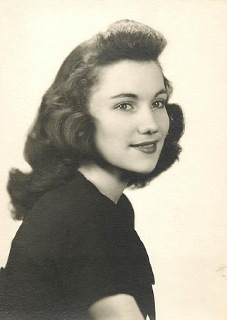 Thoughts On Mom - Ruth Knott Dill