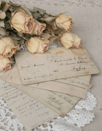 Love Letters & Letter Writing
